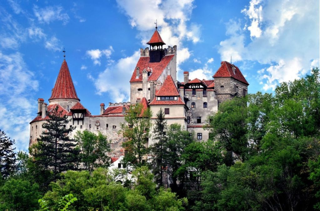 holidays in transylvania romania - unforgettable dracula tour with royal party at bran